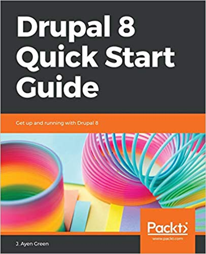 D8 Quick Start Guide book cover.